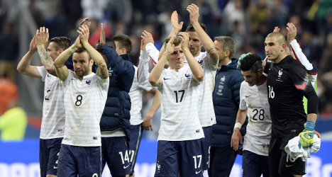 World Cup: 'Hungry' France thrash Norway 4-0