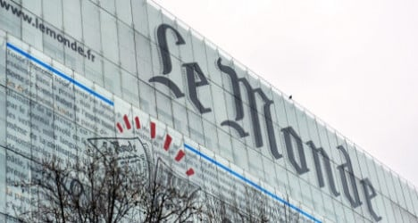 Le Monde's top editor quits after rebellion