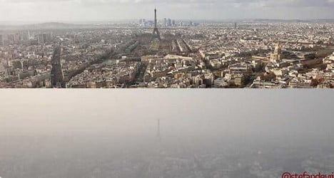 Paris: New plan to avoid repeat of pollution crisis