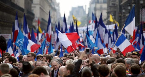 'We're not racist, just angry' say French voters