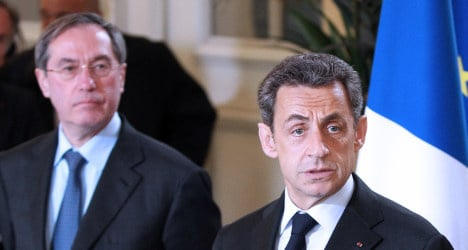 Cops grill Sarkozy ally over €400m state payout