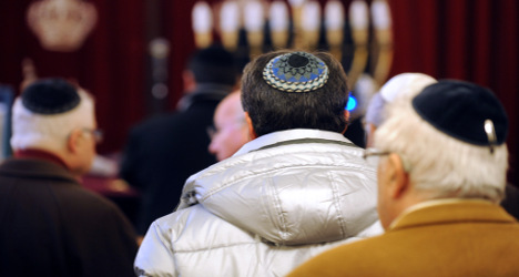 Anti-Semitic fears stirred by brothers' beating