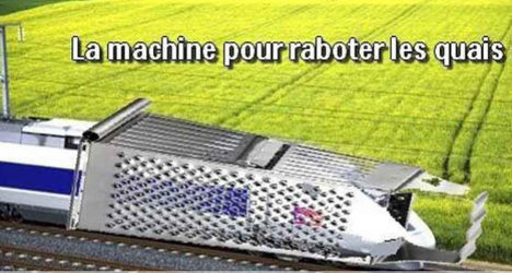 The great train blunder: France's SNCF mocked