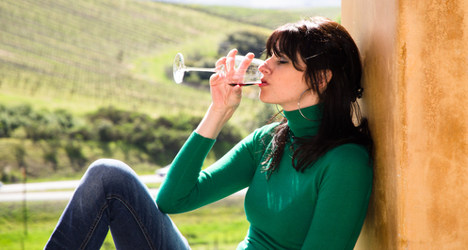Americans topple French as biggest wine drinkers