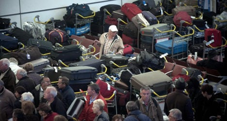Air France plans to bug bags to avoid losses