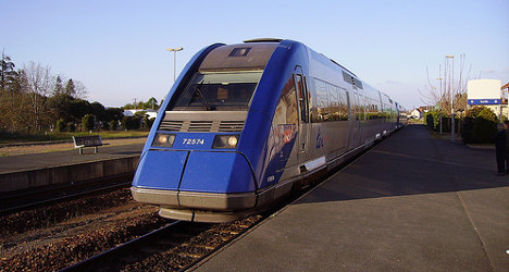 New French trains are too wide for stations