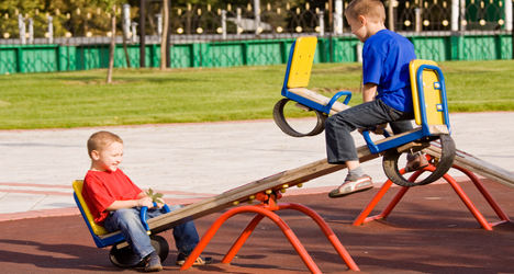 Cops grill six-year-olds over playground fight