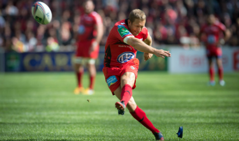 Wilkinson guides Toulon into Rugby Top 14 final