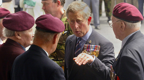 French mayor takes plea to Prince Charles