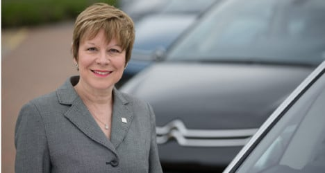 British woman to head French car giant Citroën