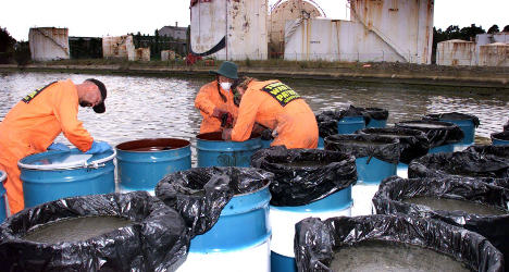 Australian firm to ship toxic waste to France