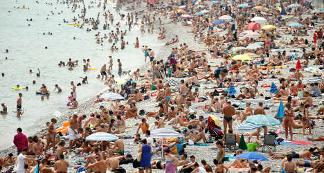 French lose the title of summer holiday kings