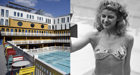 Paris: Birthplace of bikini reopens after 25 years