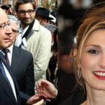 3. The Gayet affair: If the president of any country is going to get caught with his pants down and get away with it, then it's the French one. Hollande's popularity actually went up after news broke of the affair with actress Julie Gayet. He was credited among elements of the French media for standing up to the Anglo press and refusing to bow to their thirst for blood. He was helped by the fact his ex Valérie Trierweiler was not popular herself. Photo: AFP