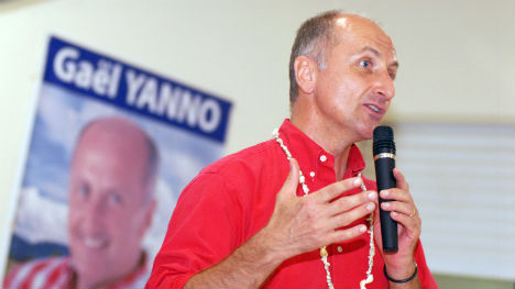 French 'loyalist' joins UN New Caledonia talks
