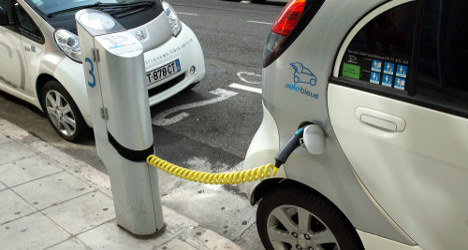 French love of electric cars could get new spark