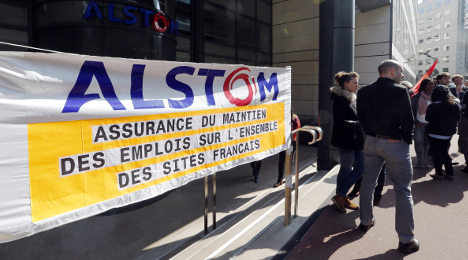 Battle for Alstom heats up after joint bid unveiled