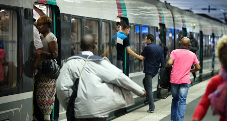 French rail strike extended into Saturday