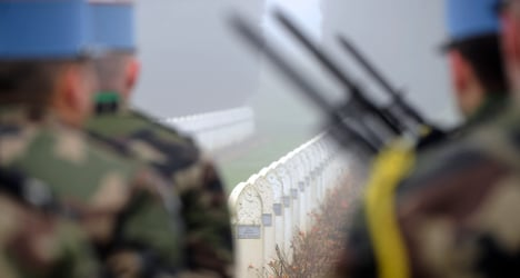 World War I remains found in eastern France