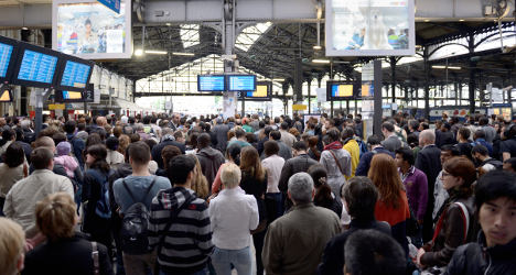 Rail strike: 'Passengers are being held to ransom'