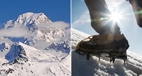 Climber airlifted off Mont Blanc after boots stolen