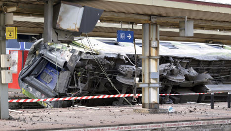 French train crash was 'just a question of time'