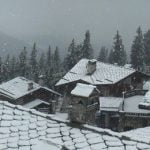 Alps get summer snow as wet weather to stay