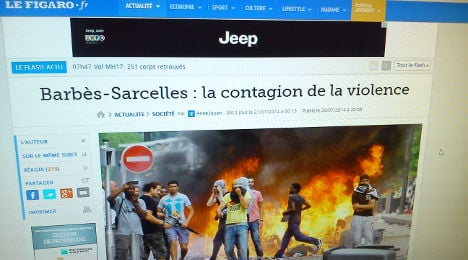 Gaza assault unleashes online hate in France