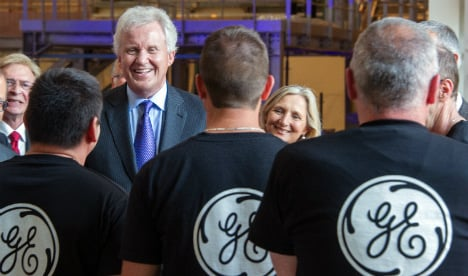 GE taps China CEO to lead Alstom merger