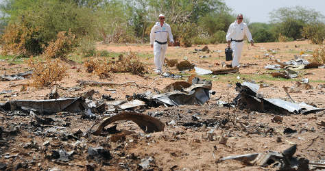 Air Algérie crash: To ID victims 'may take years'