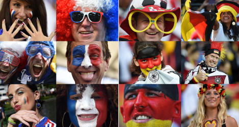 What do the French really think of the Germans?