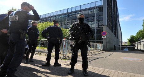 French police bust alleged jihad recruiters