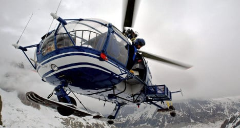 French rescuers refuse to airlift Mont Blanc climber
