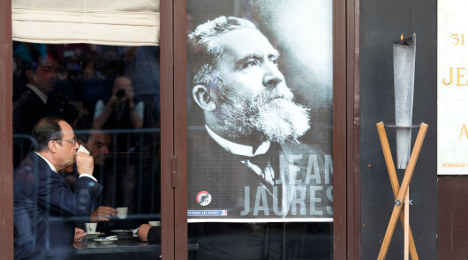 Jean Jaures: France pays homage 100 years on