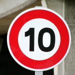 """<b>Speed limit drops:</b> In addition to messing up a day at """"la plage,"""" rain also means you'd better slow down in France. When rain starts to fall in France motorists have to drive below the posted speed limit. So even though the top motorway speed is 130 km/h, it falls to 110 km/h in bad weather. The restrictions are even more severe when the visibility drops below 50 metres. At those times you can't legally go faster than 50 km/h, no matter what the roadside signs say. Photo: Zigzagou65/Flickr"""