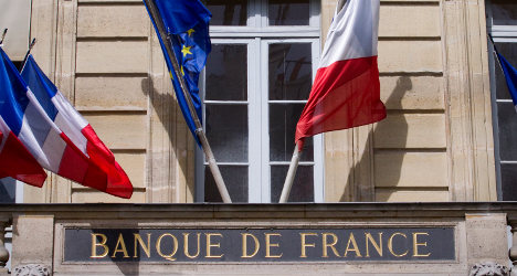 French economy gets double hit of bad news