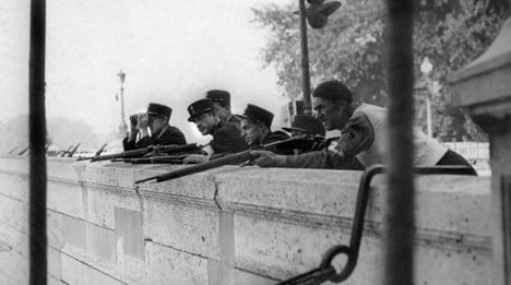 IN IMAGES: Liberation of Paris from the Nazis