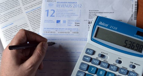 French taxpayers warned over fake rebate promise