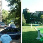Expat's 'illegal' chateau hotel closed by cops