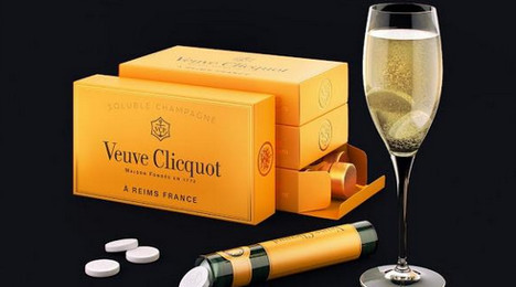 'Champagne tablets' prove too good to be true
