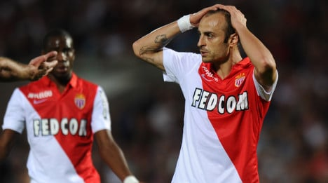 Monaco hammered as Marseille lose at home