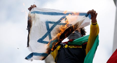 France gets tough on anti-Semitism and racism