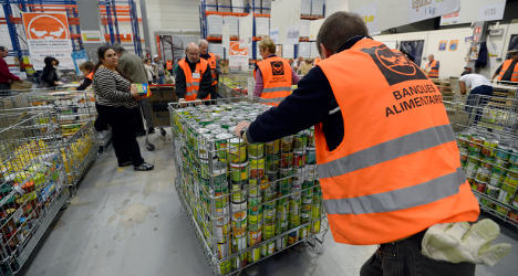 Plan to make stores give unsold food to charity