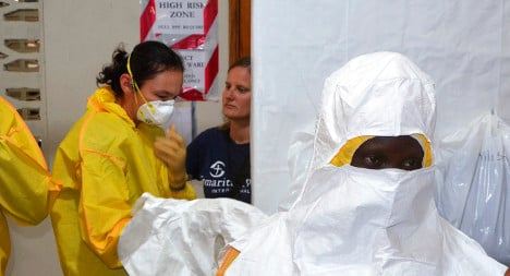 Ebola: What is the risk of it coming to France?