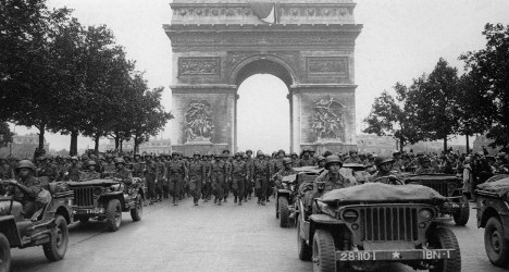 Paris to honour 70th anniversary of liberation