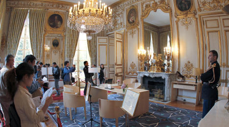 Concern as stolen French treasures 'sold on eBay'