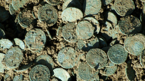 Frenchman fined for pillaging ancient sites