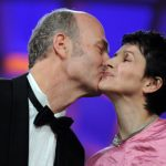 """<b>Do 'La Bise' instead:</b> In France, people kiss instead of hugging. Yes, it's intimate. Yes, faces touch. Yes, it can be scary for you. But it's very natural for us. If you are not yet comfortable with """"la bise"""", offer to shake hands with your in-laws and say """"Bonjour"""". However, beware they might try to kiss you as a sign of affection.Photo: Fadel Senna/AFP"""