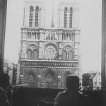 The battle rages around Notre Dame cathedral in the heart of Paris, where German snipers were stationed on the roof.Photo: Public resource.org