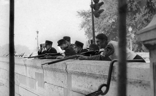 IN PICTURES: The liberation of Paris from the Nazis, August 1944